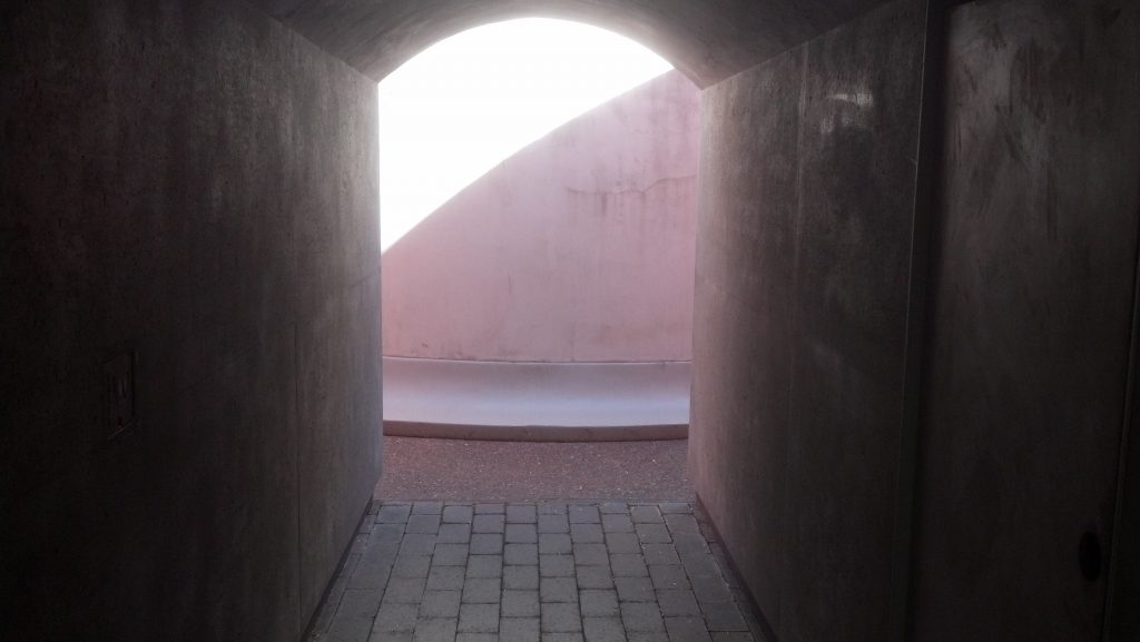 James Turrell's Skyscape at the de Young
